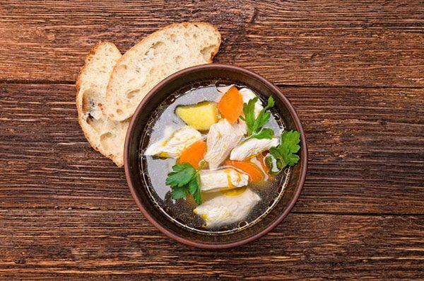 Chicken Soup 600×400
