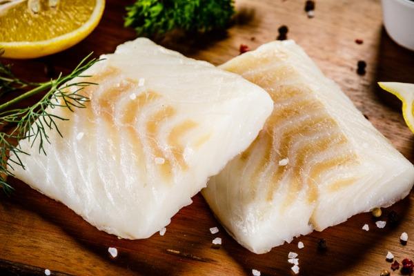 Cod Loin Fillet Fish