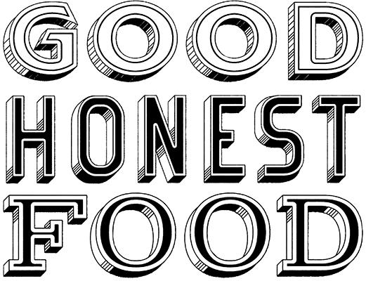 Good Honest Food